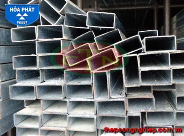 Thep%20hop%20ma%20kem%2012 Quy trình sản xuất thép hộp giá rẻ như thế nào?